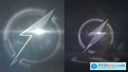 Videohive Electric and Cosmic Force Logo 25279124