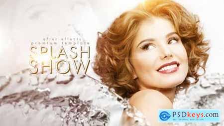 Videohive Splash Show 23511766