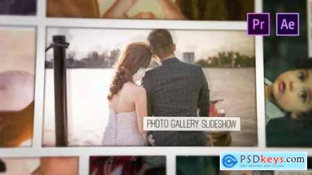 Videohive Photo Gallery Slideshow 25325521