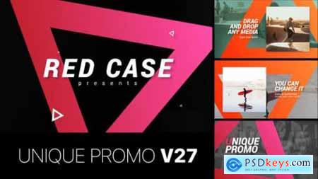 Videohive Unique Promo v27 Corporate Presentation 24721557