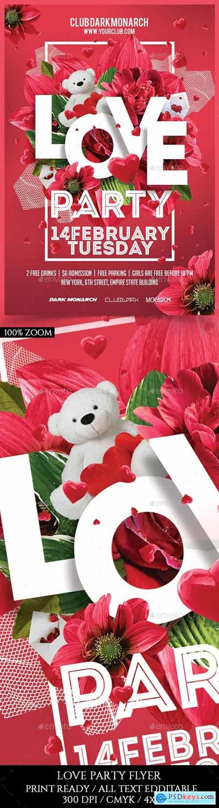 Love Party 19294557