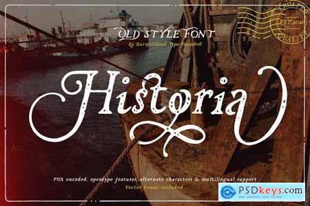 Historia Font 4451613