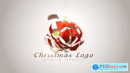 Videohive Christmas Logo 3 22818371