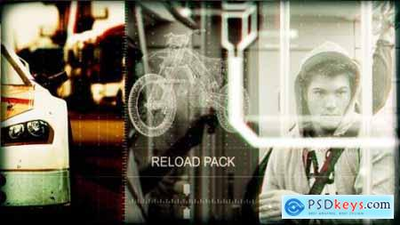 Videohive Reload Pack 9305673