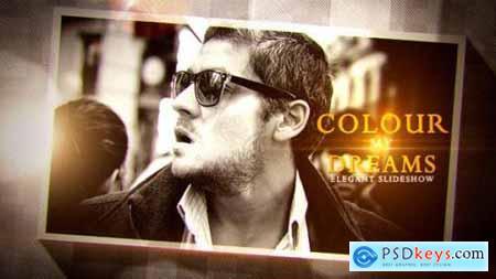 Videohive Colour my Dreams 8179190