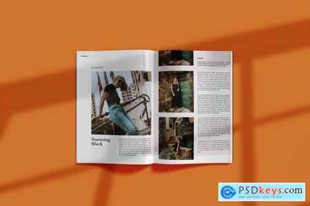 Girl Fashion Magazine
