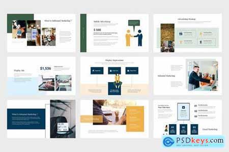 Moura Digital Marketing Pitch Deck Powerpoint