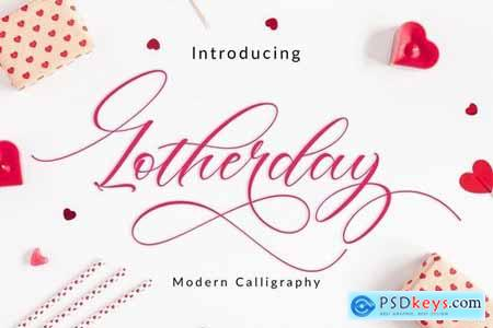 Lotherday Script