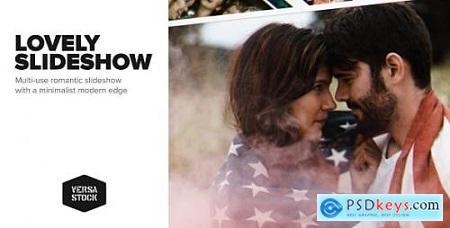 Videohive Lovely Slideshow 21427428