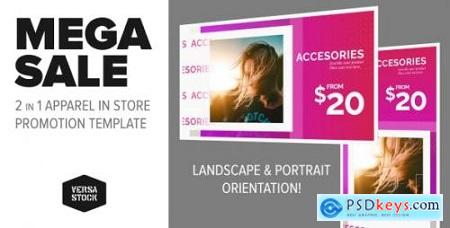 Videohive Mega Sale In Store Video Promo 21284845