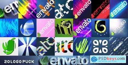 Videohive 21 Quick Logo Reveal Pack v1 12251372