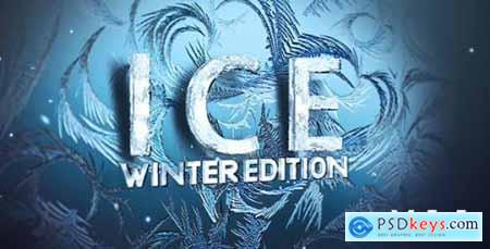 Videohive Ice Winter Edition 13787857