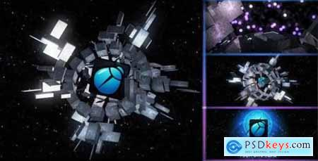 Videohive Cubic Planet 8208779