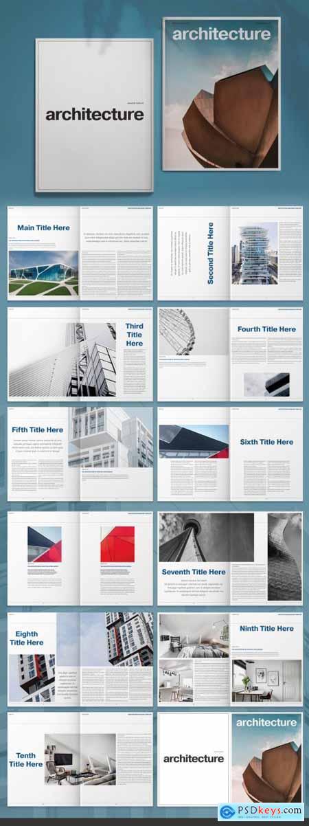 Architecture Magazine Layout 263758618