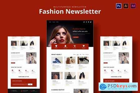 Fashion Market Template