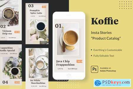 Koffie Web Design Elements