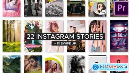 Videohive Fresh Instagram Stories 24701069