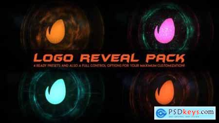 Videohive Logo Intro Fire Logo Reveal Pack 20781307
