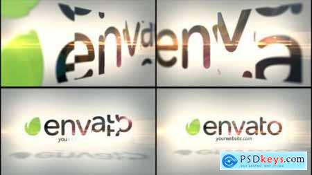 Videohive Corporate Flip Logo Reveal 9235048