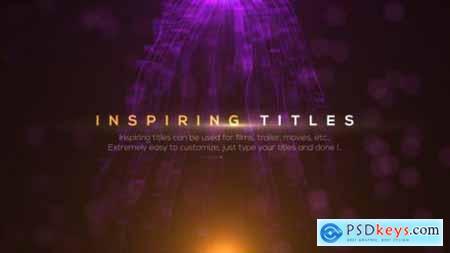 Videohive Inspiring Titles 20022894
