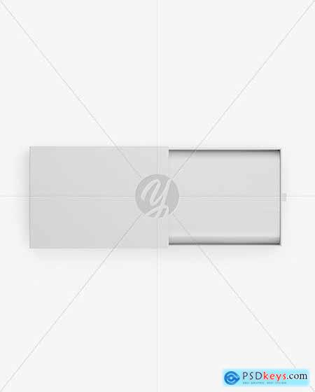 Paper Box Mockup 53654