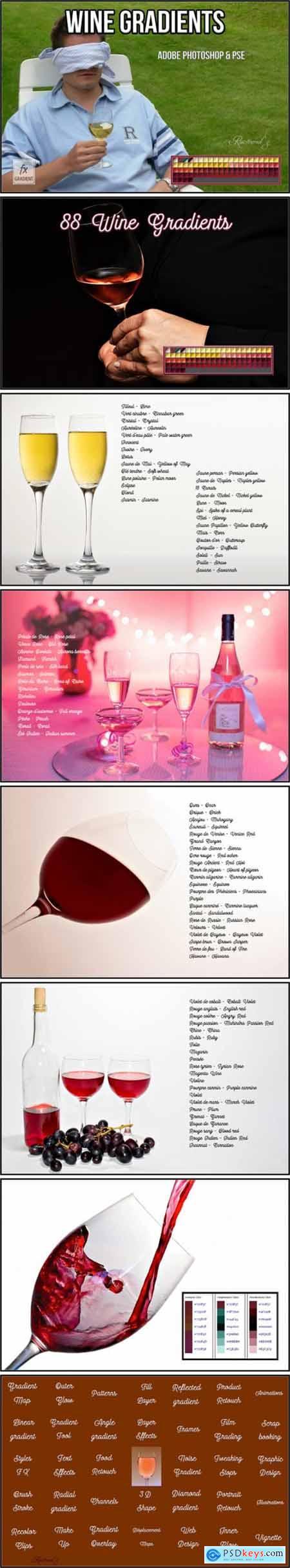 Wine Gradients 4236407