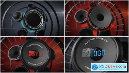 Videohive Sound Logo 22147032
