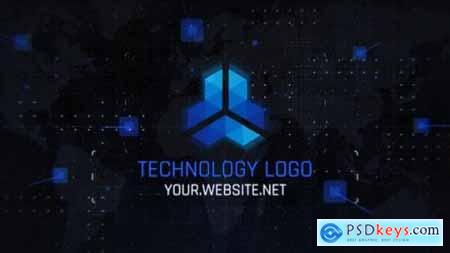 Videohive Technology Logo 25544564
