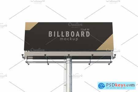 Billboard Mockups vol. 01 FH 4456662