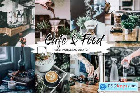 CAFE & FOOD FILM LIGHTROOM PRESETS 4433385