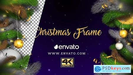 Christmas Frame 24958708 Vip After Effects Projects