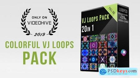 VJ Loops Pack Modern Music Visuals 23153262 Vip Motion Graphics