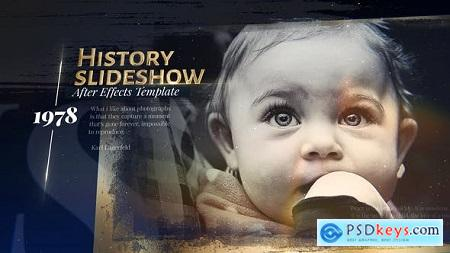 History Slideshow 23231449 Vip After Effects Projects