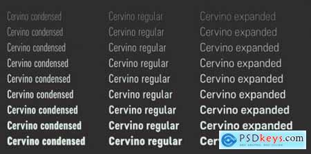 Cervino Complete Family