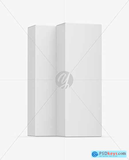 Two Paper Boxes Mockup 53757