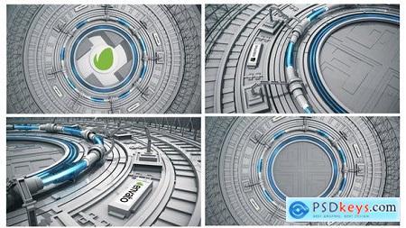 Videohive Hi-Tech Logo 22941485