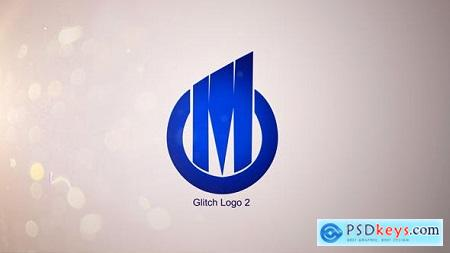 Videohive Glitch Logo 2 7713827
