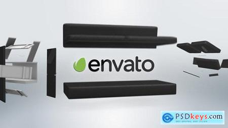 Videohive Furniture Clean Logo Black 25051194