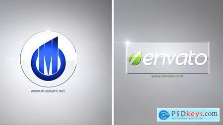 Videohive Glass Logo 7680936