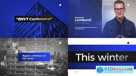 Videohive ENVT Conference Event Promo 25388140