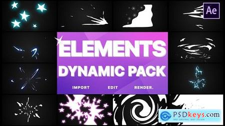Videohive Dynamic Elements After Effects 25499853