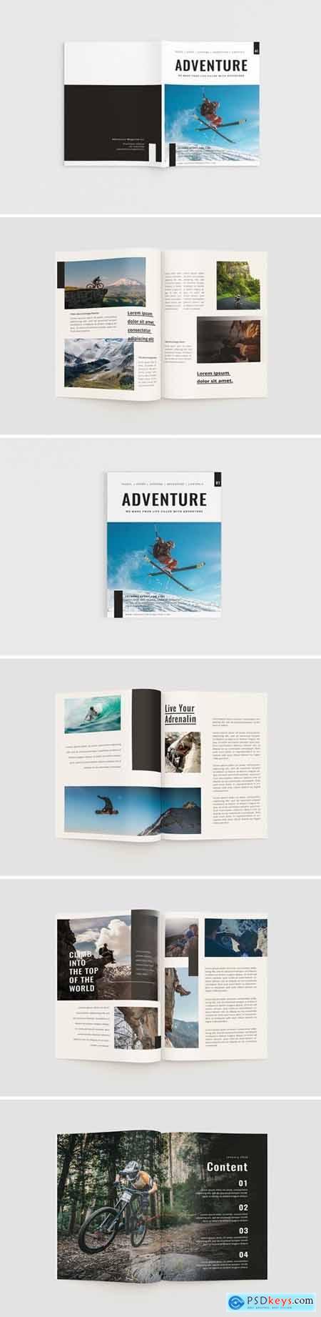 Adventure Sport Magazine