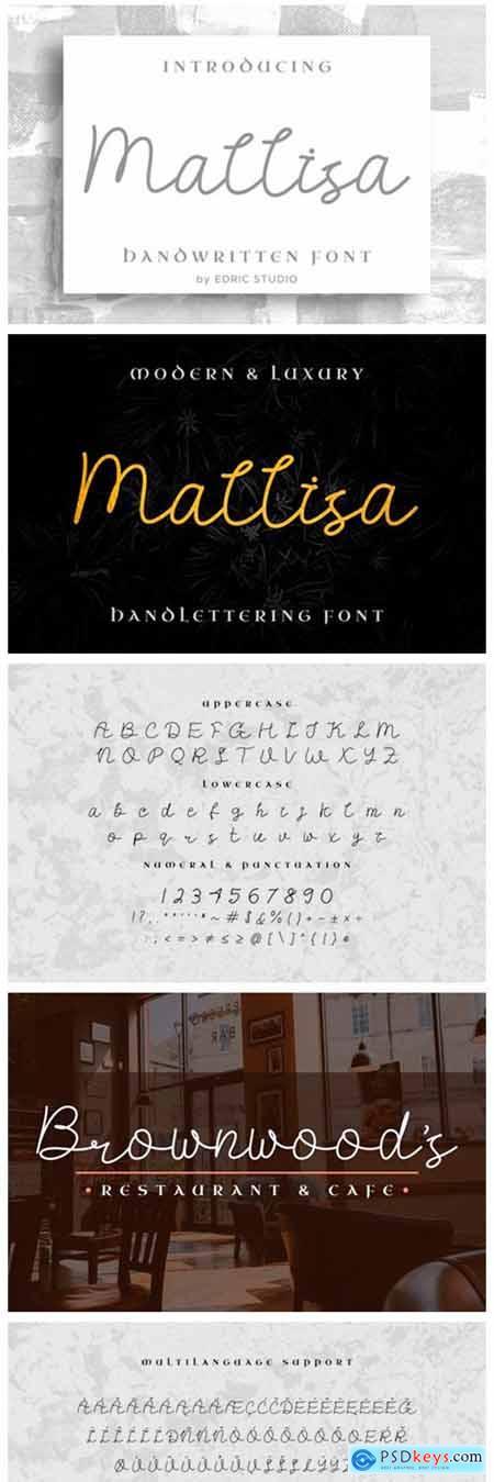 Mallisa Font