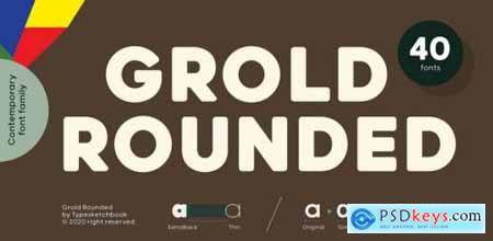 Grold Rounded Complete Family