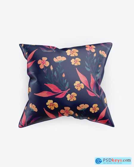 Glossy Pillow Mockup 54521