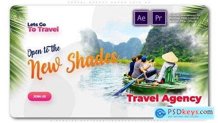 Videohive Travel Agency Promo Lets Go 25559713