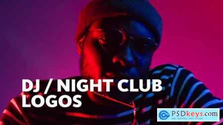 Videohive DJ -- Night Club Logos 23518213