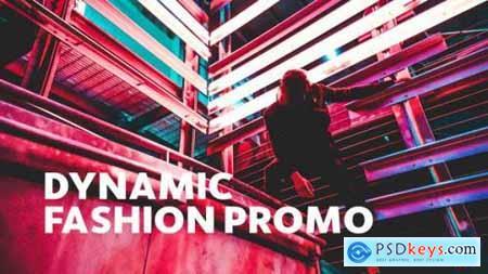 Videohive Dynamic Fashion Promo 23499210