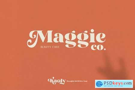 Kaoly - Beautiful Attractive Font 4479354