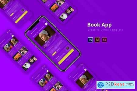 Book App Templates
